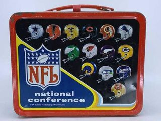 1976 NFl lunchbox