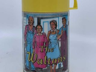 1973 The Waltons thermos