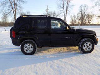 2003 Jeep Liberty Limited #805