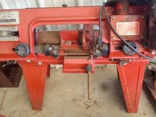 Amrox bandsaw WB 600 VIN  99421 RUNS