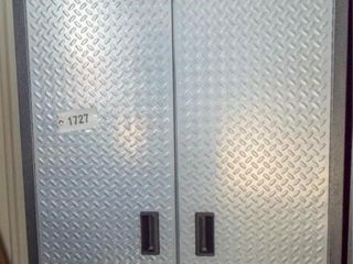 Gladiator metal tool cabinet with doors