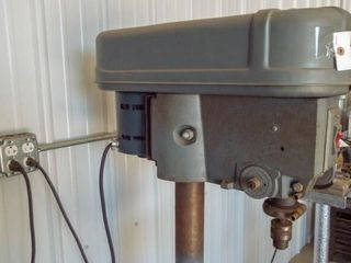 Delta Rockwell drill press on stand  model