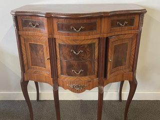 French Transition Style Cabinet