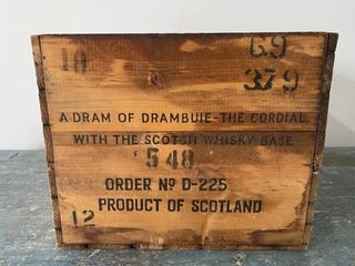 Canadian Canners Shipping Box