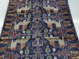 large Persian Quality Wool Rug