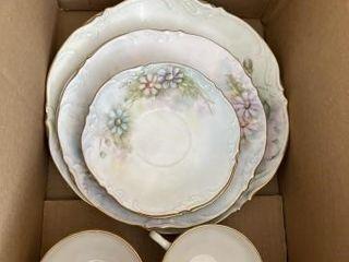 Hand painted dish sets 2