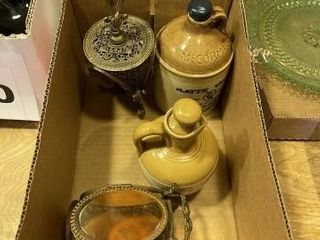 Vintage jugs and misc