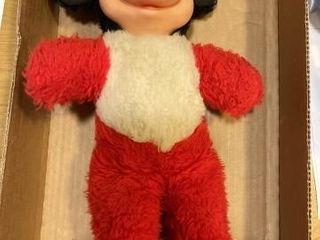 Vintage Mickey Mouse stuffed animal