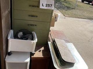 Plastic storage  trash bin  comfort zone fan