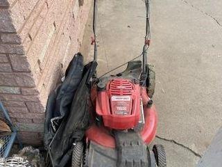 Troy Bill lawn mower  190 cc brigs and Stratton