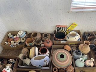 Indian vases
