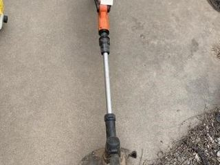 Black and Decker elect weed eater