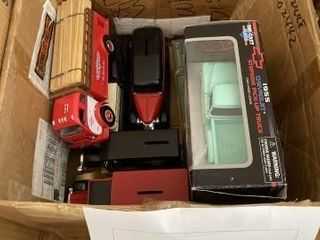 Ace hardware lumber truck  ace piggy bank and