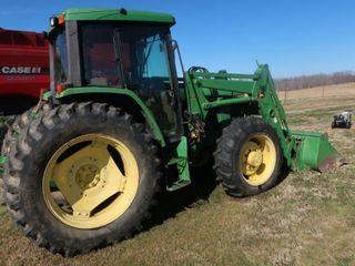 Calvin Jones Estate Auction - Farm Machinery