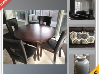 Toronto Moving Online Auction - Adelaide Street West (CONDO