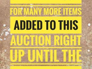 03/12/21 onsite online horse farm/estate auction