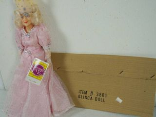 Collectible  Wizard of OZ  Glinda Doll  Item  3861