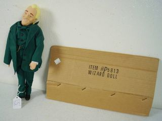 Collectible  Wizard of OZ  The Great Wizard Doll  Item  5813