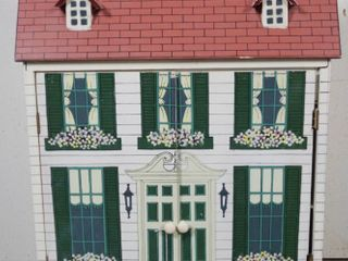 Doll House    33 x 8 1 2  GREAT GIFT
