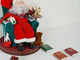 Christmas  Santa  Read Me A Story   AVON   606061