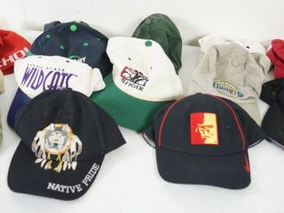 lot of 14 Hats  See Photos