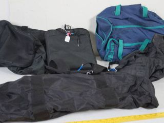lot of 3 Duffel Bags  See Photos