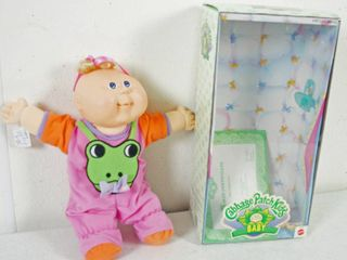 Vintage Collectible Cabbage Patch  1978  Baby in Pink