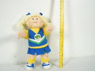 Vintage Collectible Cabbage Patch Kids  First Edition Cheerleader