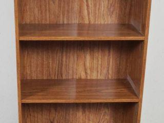 3 Shelf Bookcase  24 Wide  11  Deep  39  Tall