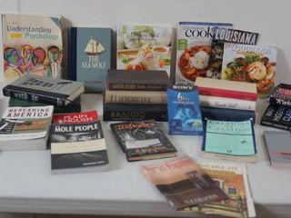 lot of Books   All Kinds   See Photos