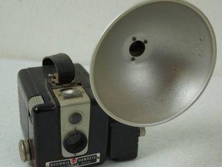 Vintage Kodak Camera  Brownie Hawkeye  Camera Flash Model