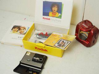 Vintage Items   Kodak Disc 6100 Camera    etc