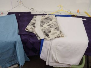 lot of Table Runners
