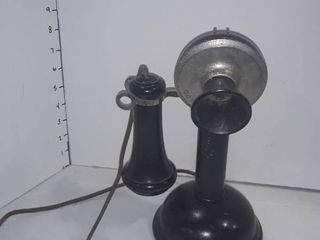 Antique Chicago table top telephone
