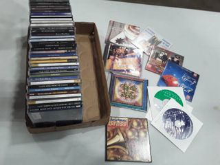 CDs  Gospel and Christmas Music