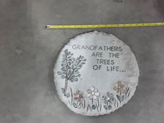 Outdoor Stepping Stone