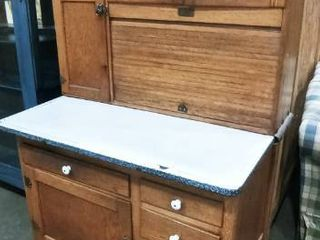 Sellers The Better Kitchen Cabinet vintage kitcheneed 70 x 40 5 x 28 in