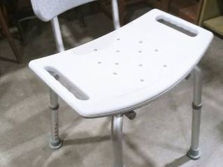 Drive adjustable height shower seat