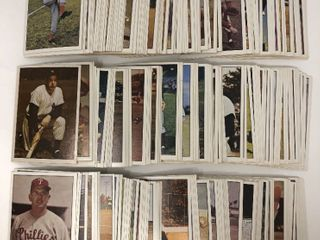 Complete 1979 TCMA Star s of the 1950 s Baseball Card Set   291 Total Baseball Cards   DiMaggio  Mantle  Mays  Aaron  and More