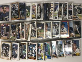 Over 30 Complete Team Sets of Milwaukee Brewers   Complete Topps Run of sets from 1980 2014