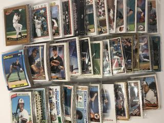 Over 30 Complete Team Sets of Baltimore Orioles   Complete Topps Run of sets from 1980 2014 Including Every Cal Ripken Jr Topps Card w Rookie
