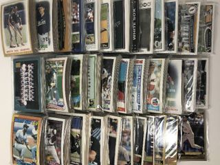 Over 30 Complete Team Sets of Chicago White Sox   Complete Topps Run of sets from 1980 2014 Including Frank Thomas Rookie