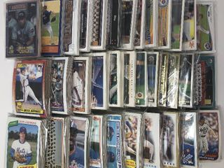 Over 30 Complete Team Sets of New York Mets   Complete Topps Run of sets from 1980 2014