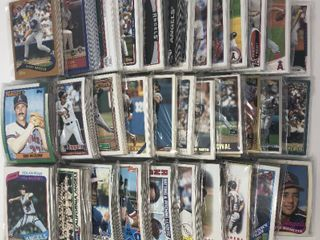 Over 30 Complete Team Sets of California los Angeles Angels   Complete Topps Run of sets from 1980 2014 with Mike Trout 2nd  3rd  and 4th Year Cards