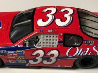 Tony Stewart Diecast 1 24  33 Old Spice Red Car