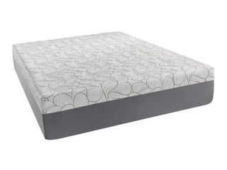 Beautyrest 14 in  Queen Memory Foam Mattress with SurfaceCool Gel   MSRP  735 99