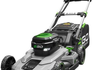 EGO POWER  21  SElF PROPEllED MOWER   MSRP  549 00