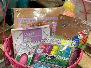 Pink Kid Basket