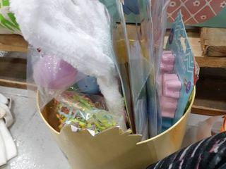 Medium Filled Easter Basket