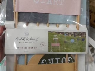 Easter Egg Hunt Kit and Picture Board